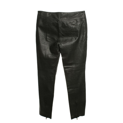 Karen Millen Leather pants in black