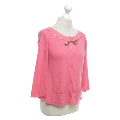 Odd Molly Cardigan in pink