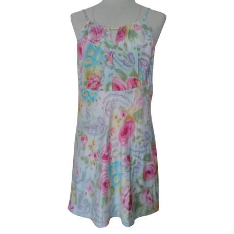 Bunt La Bunt Muster Kleid Bunt La Perla Muster Perla Perla La Kleid La Kleid Muster qITZwS