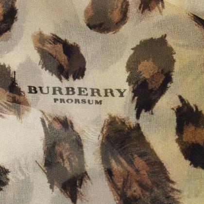 Burberry Prorsum sciarpa di seta