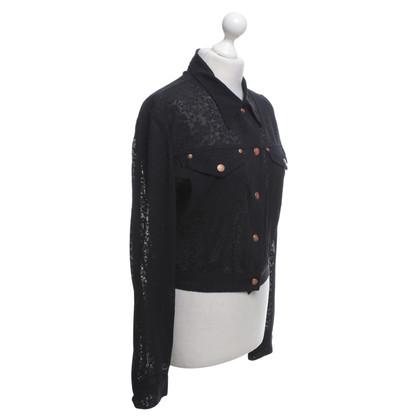 Jean Paul Gaultier Jacket in black