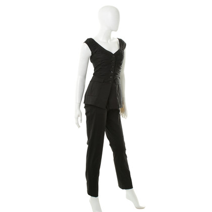 Prada Pants suit black