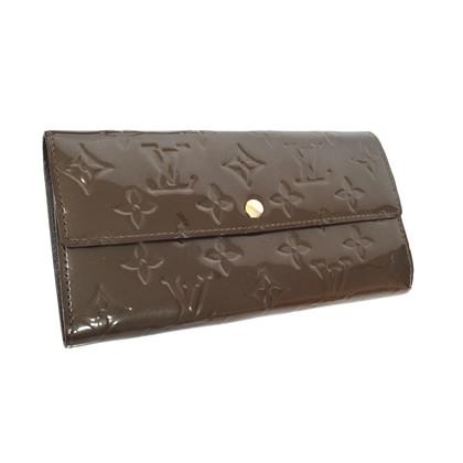 Louis Vuitton Portemonnaie aus Monogram Vernis
