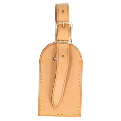 Louis Vuitton Address tag made of VVN leather