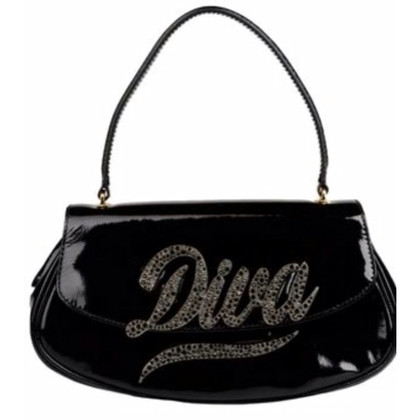 Moschino Cheap and Chic Patent leather handbag
