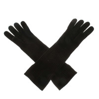 Bogner Long gloves in black