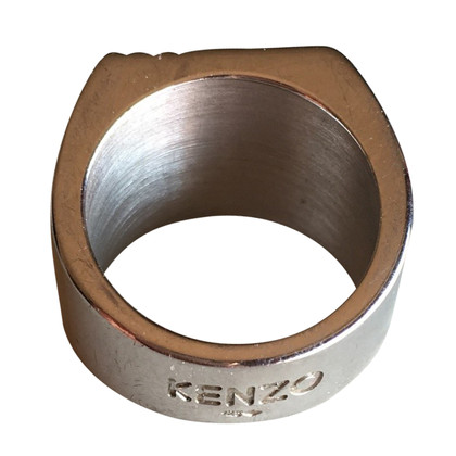 Kenzo Ring in sterling silver