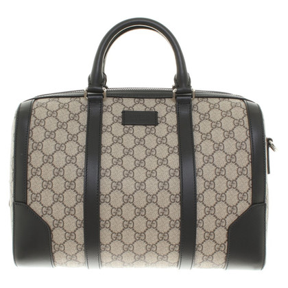 "Gucci ""Boston Bag"" aus GG Supreme Canvas"