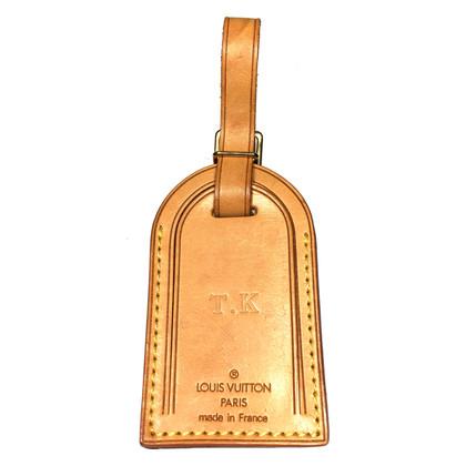 Louis Vuitton tag per l'indirizzo