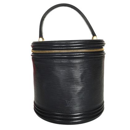 "Louis Vuitton ""Cannes Epi leather"" in Black"