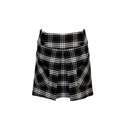 French Connection plaid skirt