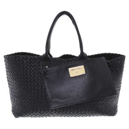 Bottega Veneta Handtas in Wicker design