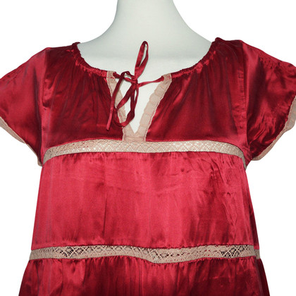 Odd Molly Silk tunic
