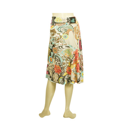 Blumarine skirt with floral print