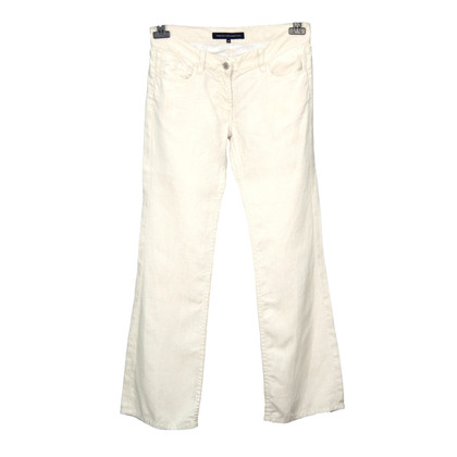French Connection Pantaloni a Crema