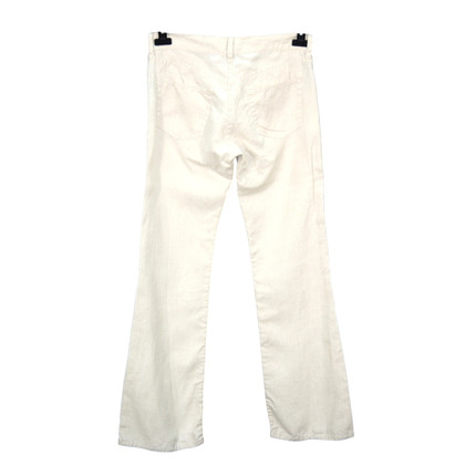French Connection Broek in Cream
