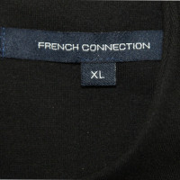 French Connection Camicia in Black