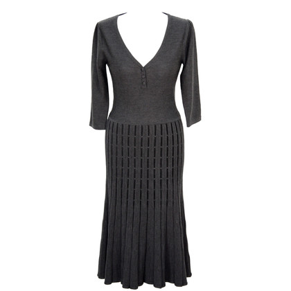 Hobbs Long dress in wool