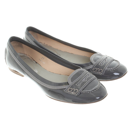 Tod's Ballerinas patent leather