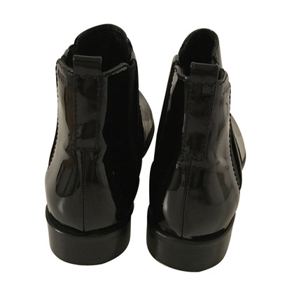 JOOP! Patent leather boots