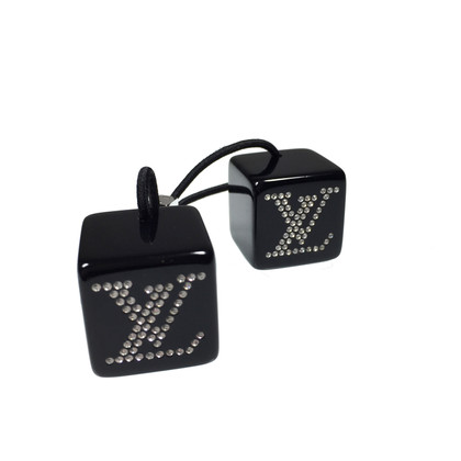 Louis Vuitton Zopfband with cubes