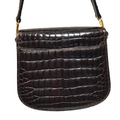"""Louis Vuitton pelle di coccodrillo """"Saint Cloud"""""""