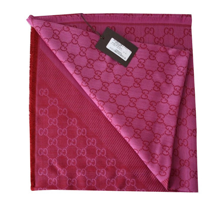 Gucci Gucissima Cloth in Pink