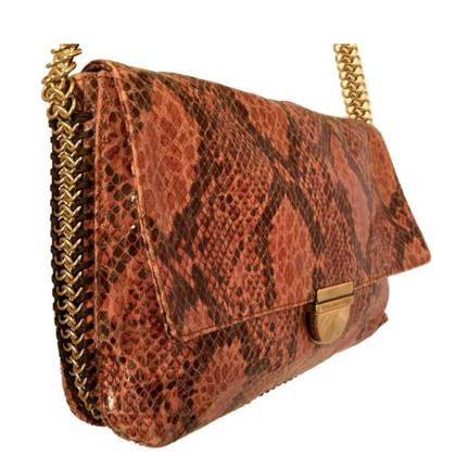 Stella McCartney Handbag with snakeskin embossing