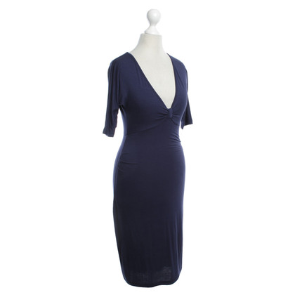 Velvet Dress in violet
