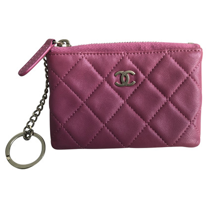 Chanel Wallet in pink