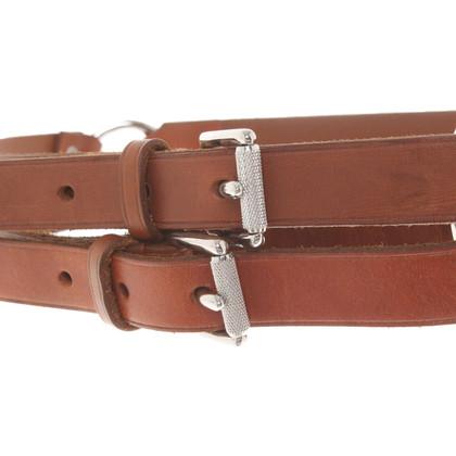 Ralph Lauren Cintura in pelle