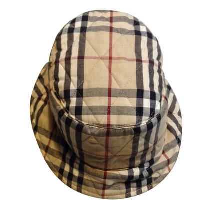 Burberry hoed