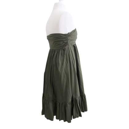 Diane von Furstenberg Strapless jurk