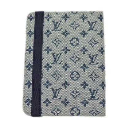 Louis Vuitton Notebook da Monogram Mini Lin Blu