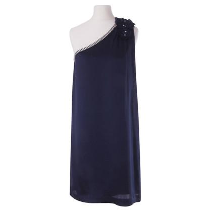Maje Short silk dress