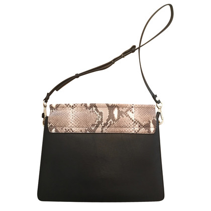 "Chloé ""Faye Bag Medium"" mit Reptilleder"