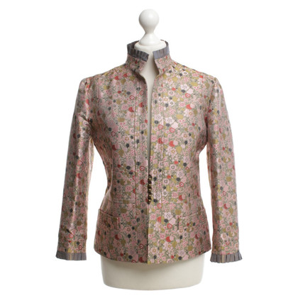 Derek Lam Blazer with floral pattern