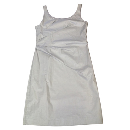 Cos Dress in Silver Grey