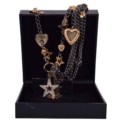 Dolce & Gabbana riem keten SICILY met sterren