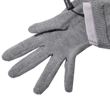 Dolce & Gabbana Nieuwe wollen handschoenen