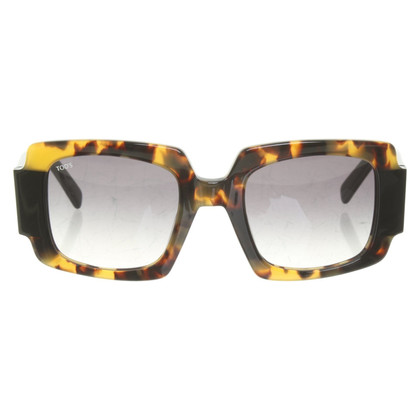 Tod's Sonnenbrille mit Muster