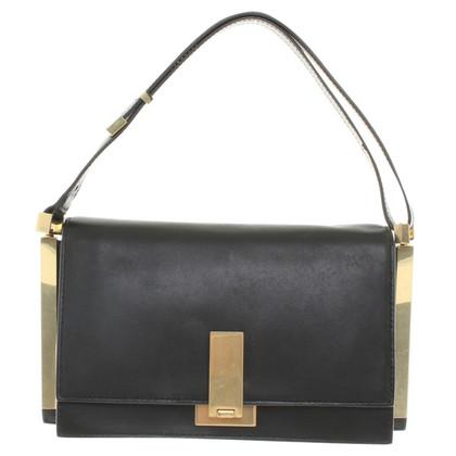 Zac Posen Handtasche in Schwarz