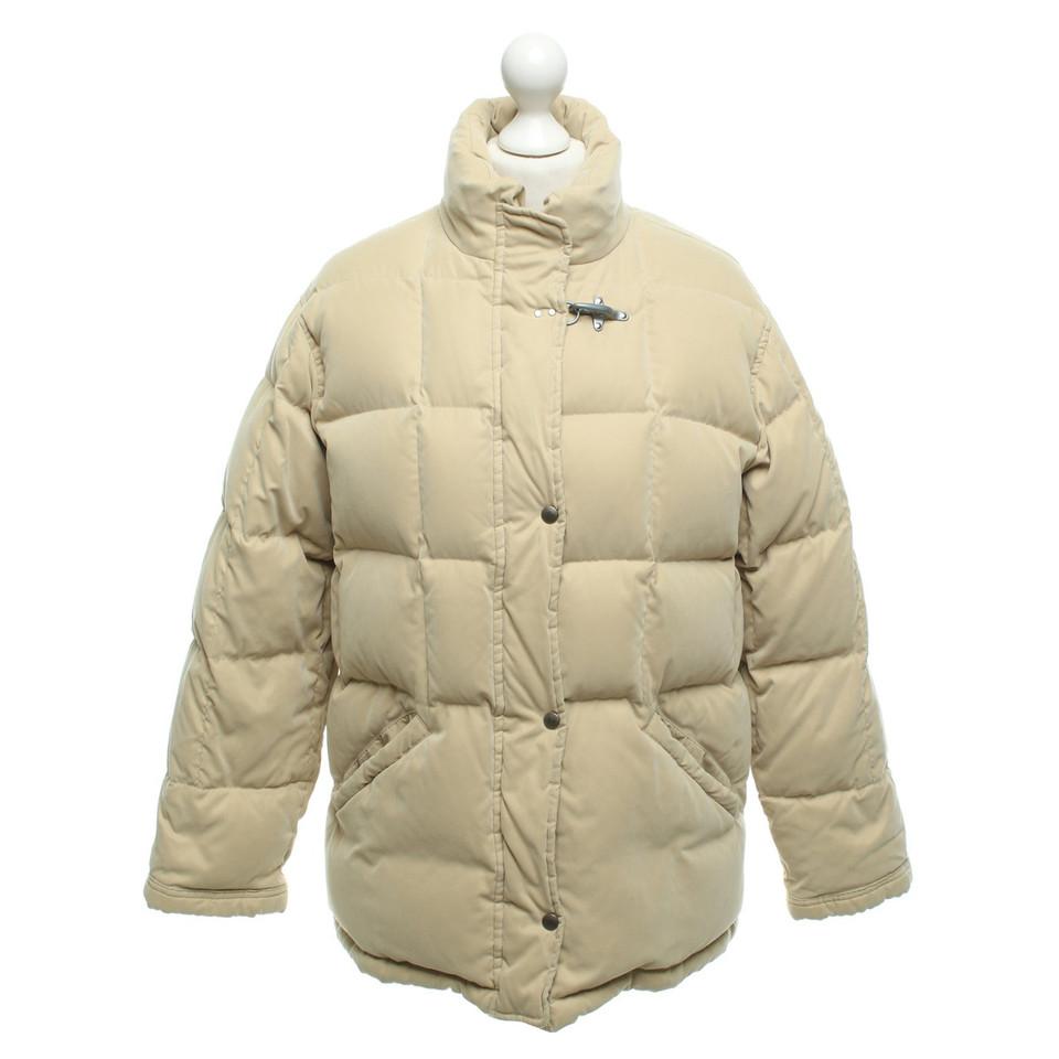 Fay Down jacket in beige