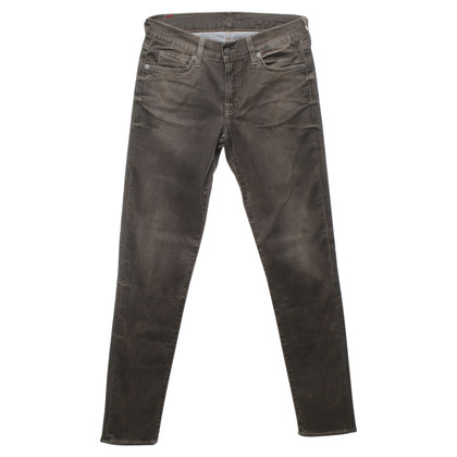7 For All Mankind Jeans in Khaki