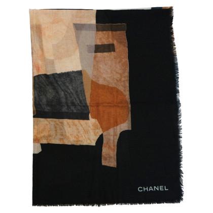Chanel CHANEL cashmere stole