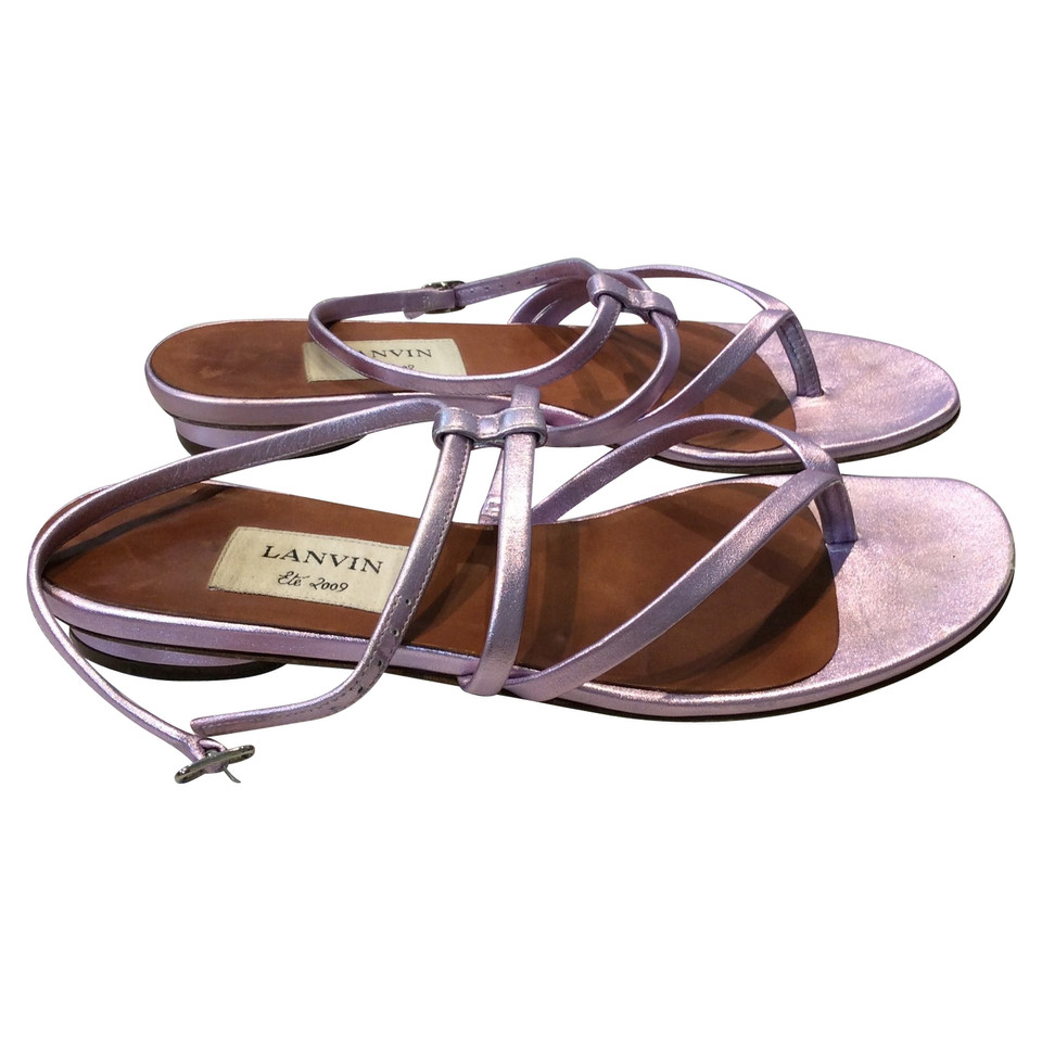 Lanvin sandal