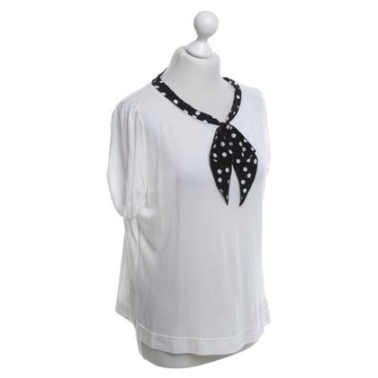 Dolce & Gabbana T-shirt with polka dots