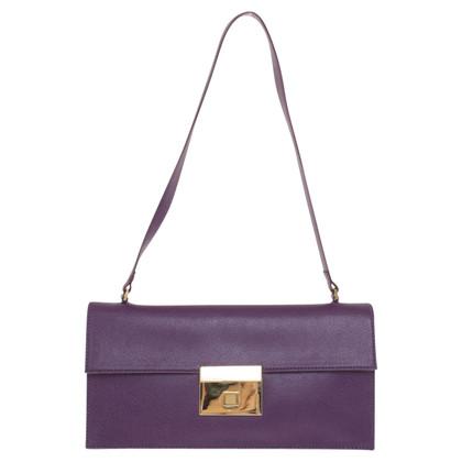 Coccinelle Small handbag in dark brown