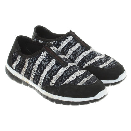Marc Cain Sneakers with sequins