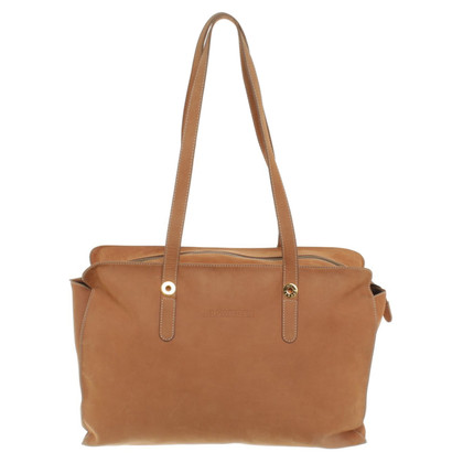 Jil Sander Shoppers in Brown